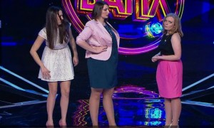 """Трио """"Разные"""" (1 тур, выпуск 7, 16.05.2014)"""