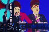 """Дуэт """"Синяя дыня"""" (Полуфинал, выпуск 35 от 05.12.2014)"""